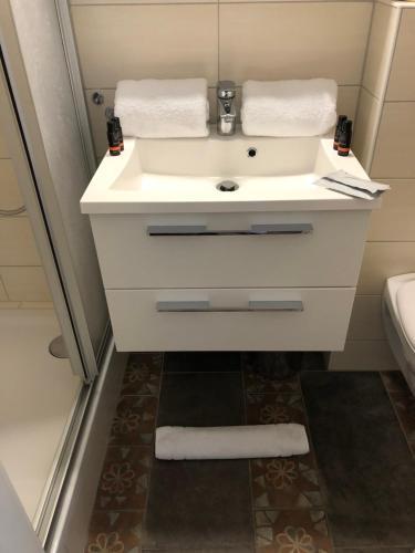 Ein Badezimmer in der Unterkunft Dolcevita