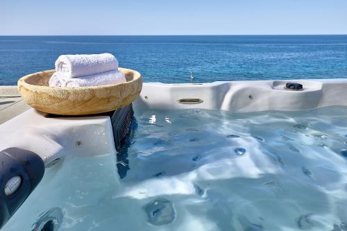 Spa and/or other wellness facilities at Castello Village Resort