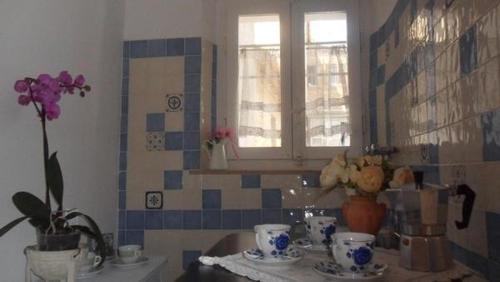 Cucina o angolo cottura di Il Castello Di Dante