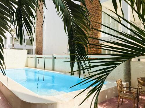 The swimming pool at or close to Luxury Apartment Scandi Villas