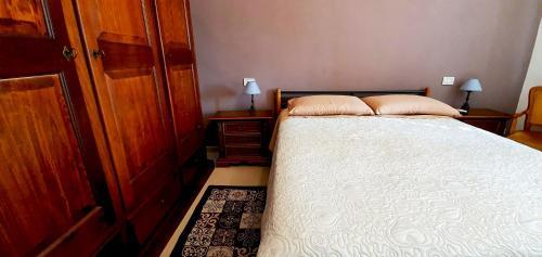 Letto o letti in una camera di Un Posto al Sole