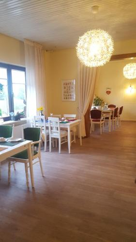 A restaurant or other place to eat at Hotel Katerberg