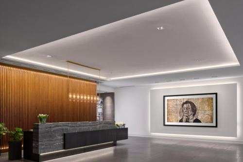 The lobby or reception area at C. Baldwin, Curio Collection by Hilton