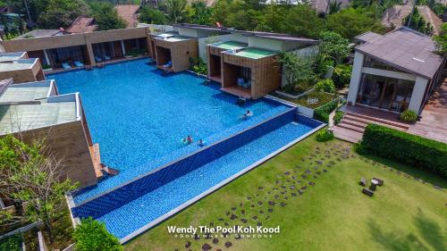 A view of the pool at Wendy the Pool Resort @ Koh Kood or nearby