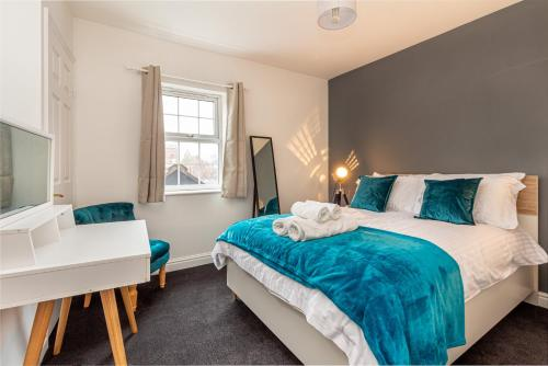 Worcester City Centre - New Street C - 1 Bed Apartment