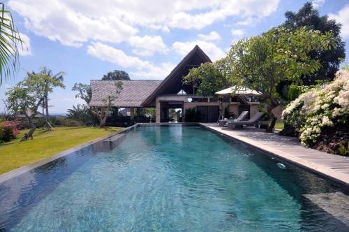 Kolam renang di atau di dekat Jeda Villa Modern Stylish Luxury Villa