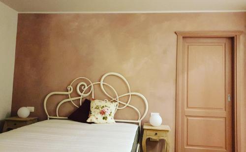 Letto o letti in una camera di 1848 Chef's Rooms
