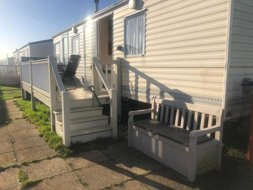Comfortable 6 berth Caravan