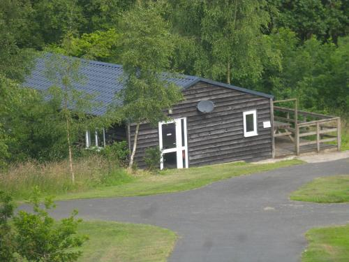 Holiday Lodge in Beautiful Mid Wales Rolling Hills