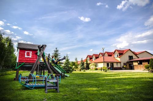 Plac zabaw dla dzieci w obiekcie GoldenHorse