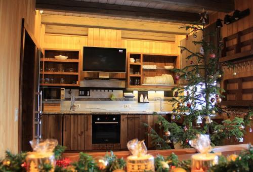 Кухня или мини-кухня в Старый Шерегеш