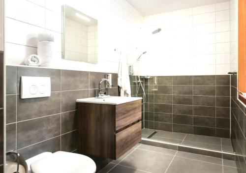 Um banheiro em Alojamiento Vacacional en Curacao