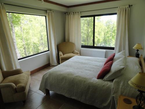Cama o camas de una habitación en Kila Tai Tai