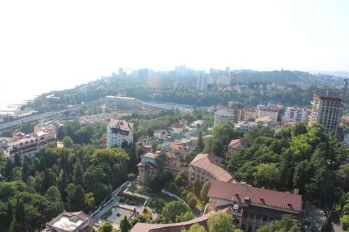 Apartsochi Premium Апартаменты с высоты птичьего полета