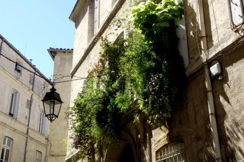 """A balcony or terrace at B&B """"Chambre d'Autres"""""""