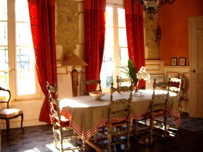 Restaurant ou autre lieu de restauration dans l'établissement La Sorga de Vida