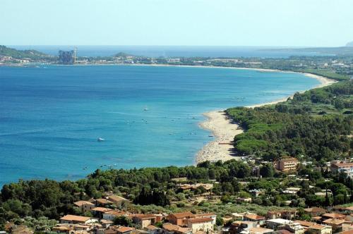 Vista aerea di Hotel Mediterraneo