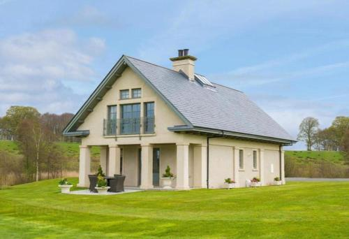 Luxury Lodge on the 5 Star Lough Erne Resort