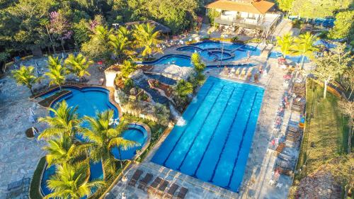 A view of the pool at Ecologic Ville Resort or nearby