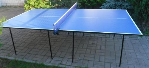 Table tennis facilities at Аморе2 or nearby