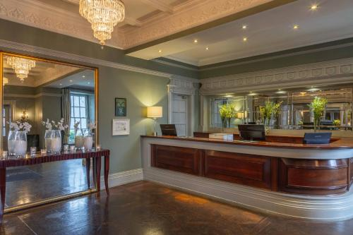 The lobby or reception area at Bunratty Castle Hotel, BW Signature Collection