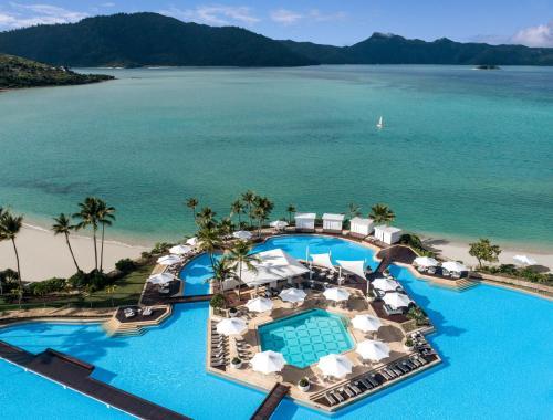 Vista de la piscina de InterContinental Hayman Island Resort o alrededores