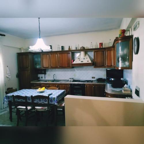 A kitchen or kitchenette at Casa Dolce Casa