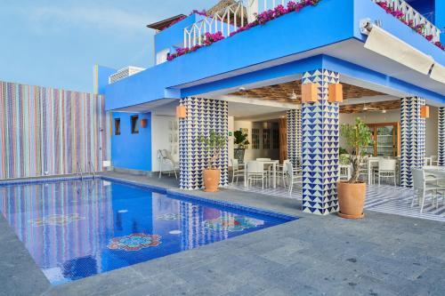 Piscina en o cerca de Patio Azul Hotelito Boutique Adults Only