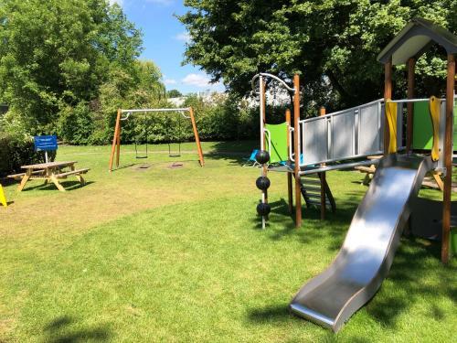 Children's play area at Novotel Rotterdam Schiedam