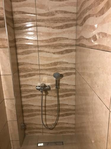A bathroom at Nitsa Rooms