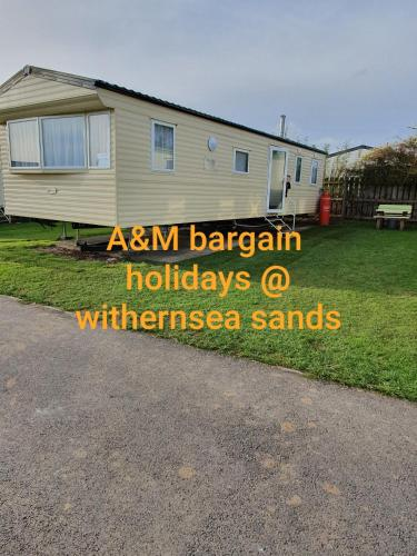 AM bargain holidays at Withernsea sands