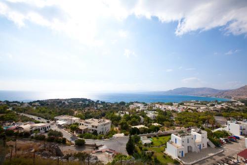 Άποψη από ψηλά του Ξενοδοχείο Ζιάκης