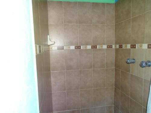 A bathroom at Hotel Corazon Sayulita