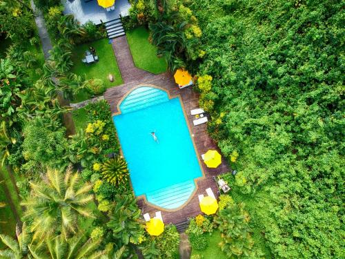 Wellesley Resort Fiji с высоты птичьего полета