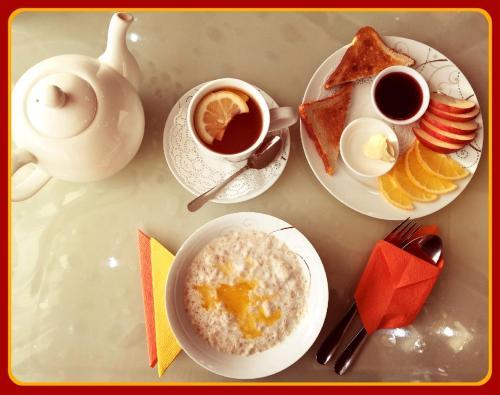 Завтрак для гостей Business Life