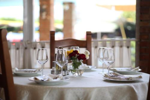 A restaurant or other place to eat at Resort Nord Park