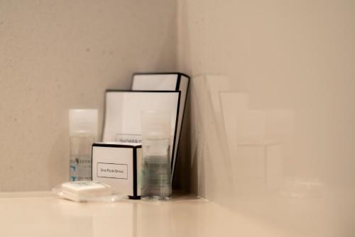 A bathroom at Attica 21 Barcelona Mar