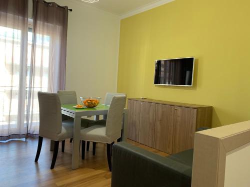 TV o dispositivi per l'intrattenimento presso Casa Vacanze Five