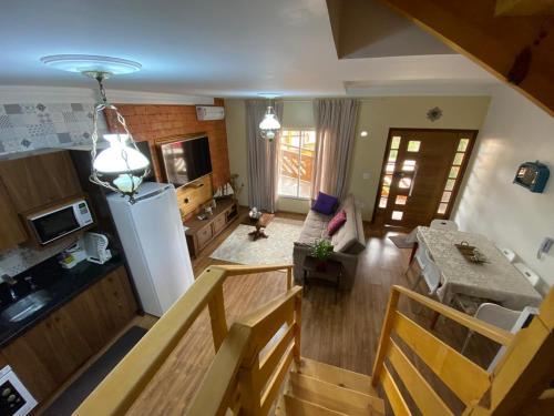 A cozinha ou cozinha compacta de Chateau Blanc