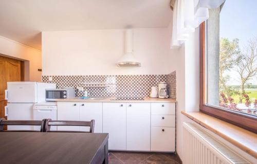 Kuchnia lub aneks kuchenny w obiekcie Apartamenty Prima