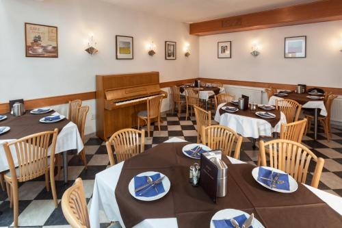 Un restaurant sau alt loc unde se poate mânca la Hotel Augustus et Otto