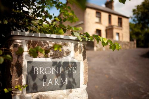 Bronllys Farm Coastal Self-Catering