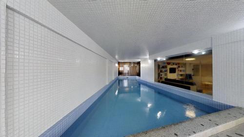 The swimming pool at or close to Camboriú Praia Hotel