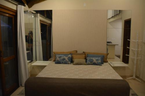 A bed or beds in a room at Lofts Asa Delta