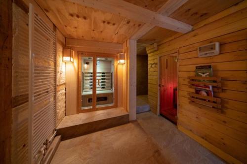 Spa und/oder Wellnesseinrichtungen in der Unterkunft Apartments Wolkentor