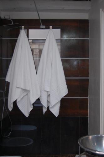 A bathroom at Via Garibaldi 120
