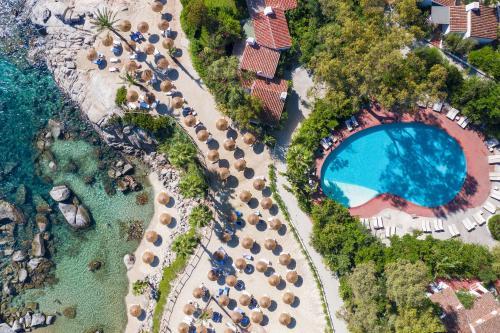 Vista aerea di Arbatax Park Resort - Cottage