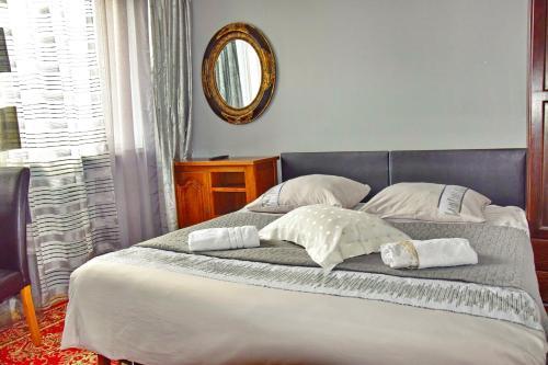 Кровать или кровати в номере Villa Asesor