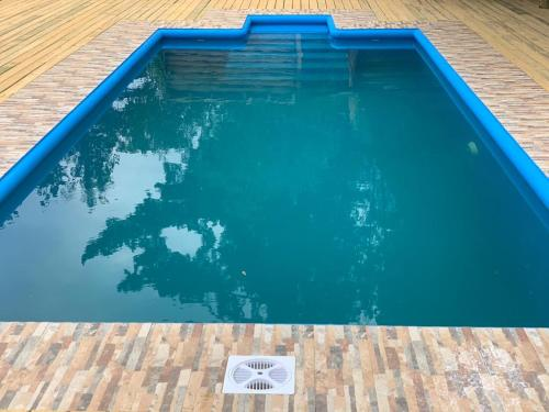 The swimming pool at or near Costa Vichuquen