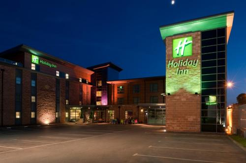 Holiday Inn Manchester Central Park - Free Parking During Lockdown